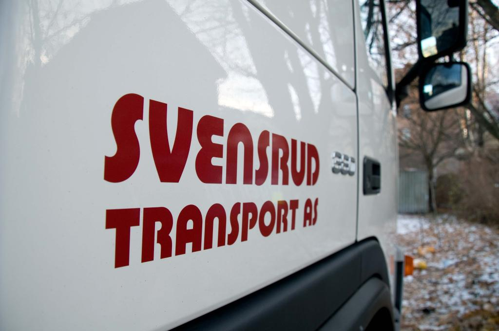 Svensrud Transport AS